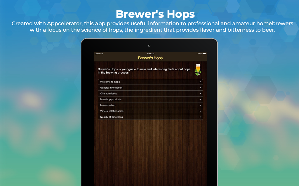 Brewers Hops
